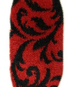 Высоковорсный ковер Loca (Super Lux Shaggy) 9161A RED - высокое качество по лучшей цене в Украине.