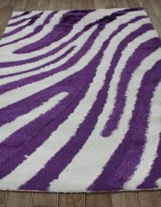 Высоковорсный ковер Luxory S197A violet - высокое качество по лучшей цене в Украине.