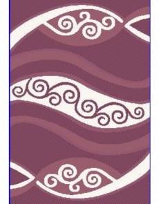 Высоковорсный ковер Polyester (Loop / Porto) Shaggy B606A D.VIOLET - высокое качество по лучшей цене в Украине.