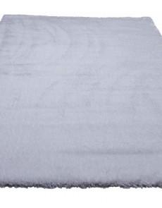 Высоковорсный ковер Puffy-4B S001A white - высокое качество по лучшей цене в Украине.