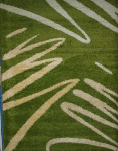 Высоковорсный ковер Shaggy 0791 green - высокое качество по лучшей цене в Украине.