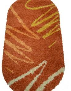 Высоковорсный ковер Shaggy 0791 terracotta - высокое качество по лучшей цене в Украине.