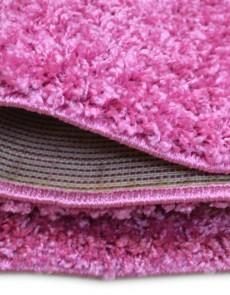 Высоковорсный ковер Shaggy Delux (8000/25) pink - высокое качество по лучшей цене в Украине.