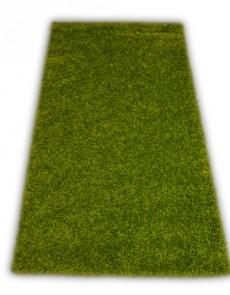 Высоковорсный ковер Shaggy Delux 8000/60 green - высокое качество по лучшей цене в Украине.