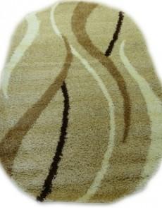 Высоковорсный ковер Shaggy Lux 6594A hardal-bej - высокое качество по лучшей цене в Украине.