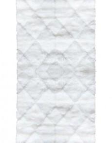 Высоковорсный ковер Softy 3D 2212A White - высокое качество по лучшей цене в Украине.