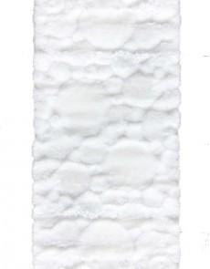 Высоковорсный ковер Softy 3D 2270A white - высокое качество по лучшей цене в Украине.