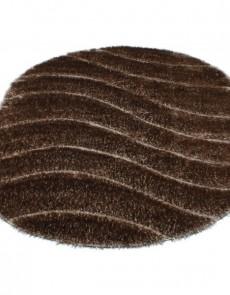 Высоковорсный ковер Therapy 2228B p.brown-p.brown - высокое качество по лучшей цене в Украине.
