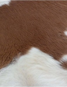 Шкіра BOGDAN brown-white - высокое качество по лучшей цене в Украине.