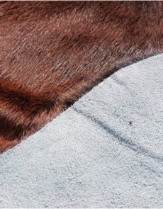 Шкіра BOGDAN Brown-White K-8 - высокое качество по лучшей цене в Украине.