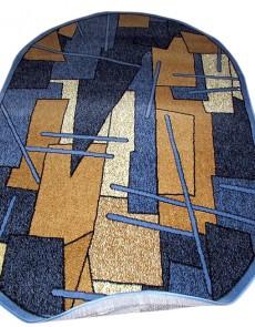 Синтетический ковер Amber 0089A MAVI/MAVI - высокое качество по лучшей цене в Украине.