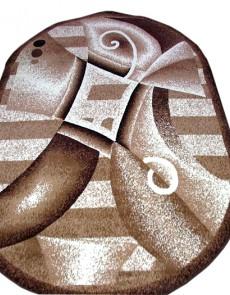 Синтетический ковер Amber 0191A BEJ/KAHVE - высокое качество по лучшей цене в Украине.