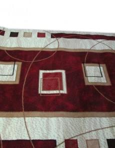 Синтетический ковер Amber 0459A BORDO/KEMIK - высокое качество по лучшей цене в Украине.