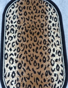 Синтетический ковер Amber 0224A KEMIK / SIYAH - высокое качество по лучшей цене в Украине.