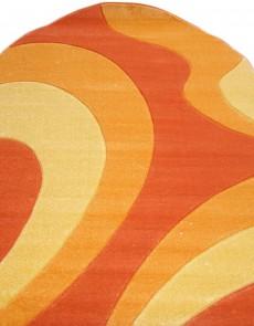 Синтетический ковер Arena 7108 orange - высокое качество по лучшей цене в Украине.