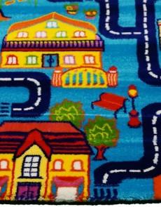 Детский ковер Baby 6046 Mavi-Lacivert - высокое качество по лучшей цене в Украине.