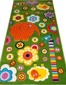 Детский ковер Baby Carving 6025 Green/Green - высокое качество по лучшей цене в Украине.