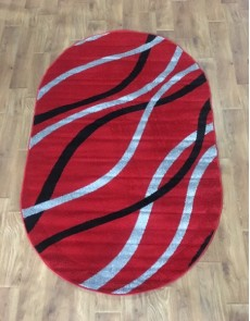 Синтетический ковер Color 3117 RED - высокое качество по лучшей цене в Украине.
