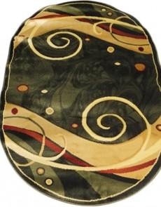 Синтетический ковер Elegant 3950 green - высокое качество по лучшей цене в Украине.