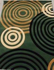 Синтетический ковер Elegant Luxe 0291 green - высокое качество по лучшей цене в Украине.