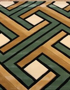 Синтетический ковер Elegant Luxe 0292 green - высокое качество по лучшей цене в Украине.