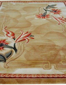 Синтетический ковер Exellent 0498A beige - высокое качество по лучшей цене в Украине.