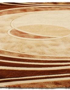 Синтетический ковер Festival 7659A ivory-d.brown - высокое качество по лучшей цене в Украине.