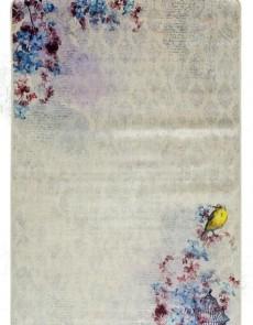 Синтетический ковер Flower 101 - высокое качество по лучшей цене в Украине.