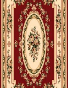 Синтетический ковер Heat-Set 6199A RED - высокое качество по лучшей цене в Украине.