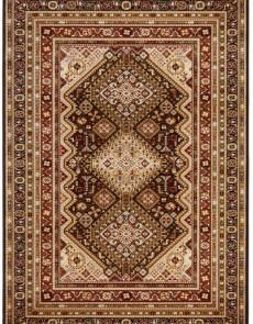 Синтетический ковер Standard Remo dark brown - высокое качество по лучшей цене в Украине.
