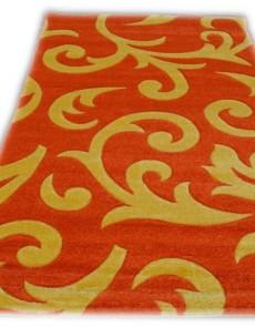Синтетический ковер Jasmin 5104 orange-l.orange - высокое качество по лучшей цене в Украине.