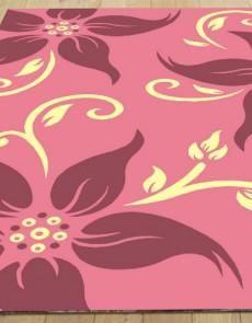 Синтетический ковер Legenda 0331 ромашка розовый - высокое качество по лучшей цене в Украине.