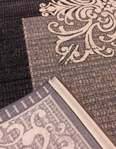 Синтетический ковер Loft 7961A l.brown-anthracite - высокое качество по лучшей цене в Украине.