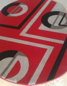 Синтетический ковер Lotus 0003 красный - высокое качество по лучшей цене в Украине.