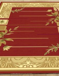 Синтетичний килим Magnoliya 0191 терракот - высокое качество по лучшей цене в Украине.