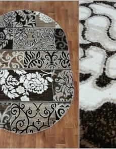 Синтетический ковер Marmaris 015 BROWN - высокое качество по лучшей цене в Украине.