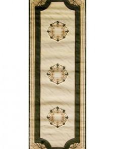 Синтетический ковер Melisa 0833A Cream-Green - высокое качество по лучшей цене в Украине.