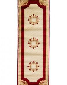 Синтетический ковер Melisa 0833A Cream-Red - высокое качество по лучшей цене в Украине.