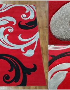 Синтетический ковер Melisa 313 red - высокое качество по лучшей цене в Украине.