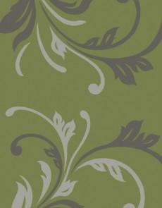 Синтетический ковер Melisa 371 green - высокое качество по лучшей цене в Украине.
