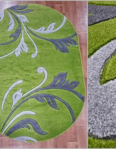Синтетический ковер Melisa 395 green - высокое качество по лучшей цене в Украине.