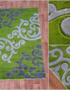 Синтетический ковер Melisa 6733 GREEN - высокое качество по лучшей цене в Украине.