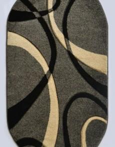 Синтетический ковер Melisa 0353 GREY-CREAM - высокое качество по лучшей цене в Украине.