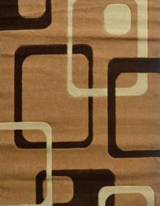 Синтетический ковер Melisa 0359 KARAMEL-CREAM - высокое качество по лучшей цене в Украине.