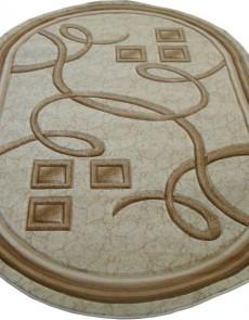 Синтетичний килим Melisa 1047A l.beige-l.beige - высокое качество по лучшей цене в Украине.
