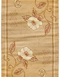 Синтетический ковер Melisa 2973A beige-beige - высокое качество по лучшей цене в Украине.