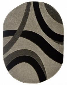 Синтетический ковер Melisa 355 gray - высокое качество по лучшей цене в Украине.