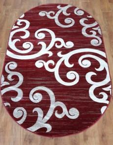 Синтетический ковер Meral 6733 red - высокое качество по лучшей цене в Украине.