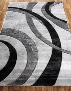 Синтетический ковер Meral 0571 grey - высокое качество по лучшей цене в Украине.