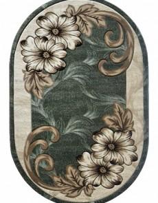Синтетический ковер Meral 131 green - высокое качество по лучшей цене в Украине.